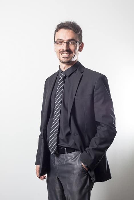 L'entrepreneur qui recharge les batteries ! Christophe Matias