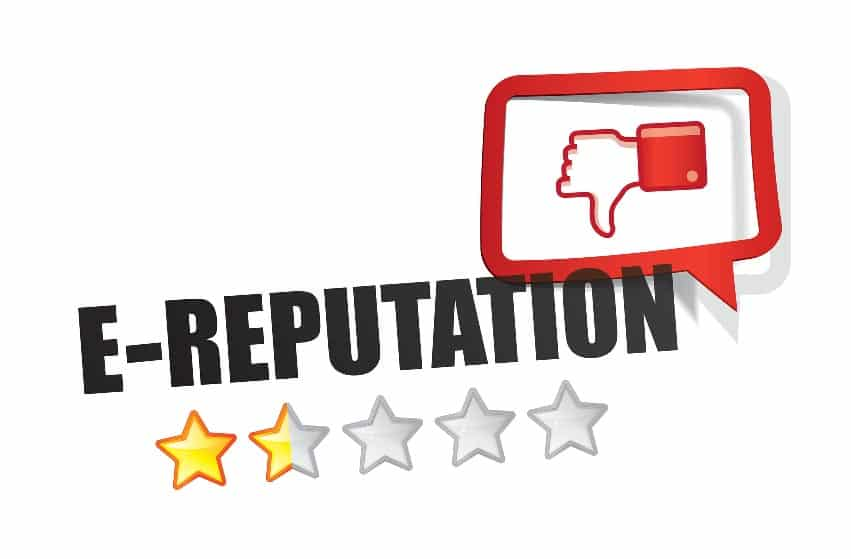L'e-reputation