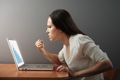 Les répercussions incontrôlables d'internet sur les entreprises