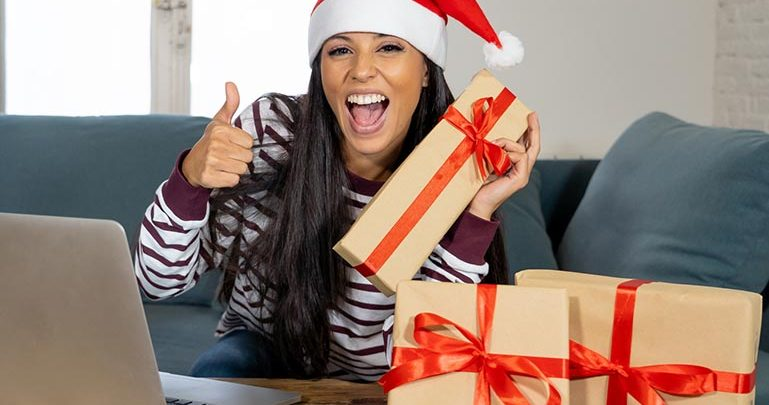 Les cadeaux de Noël