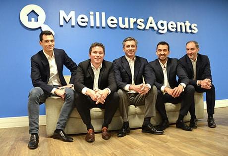 MeilleursAgents lève 7 millions d'euros