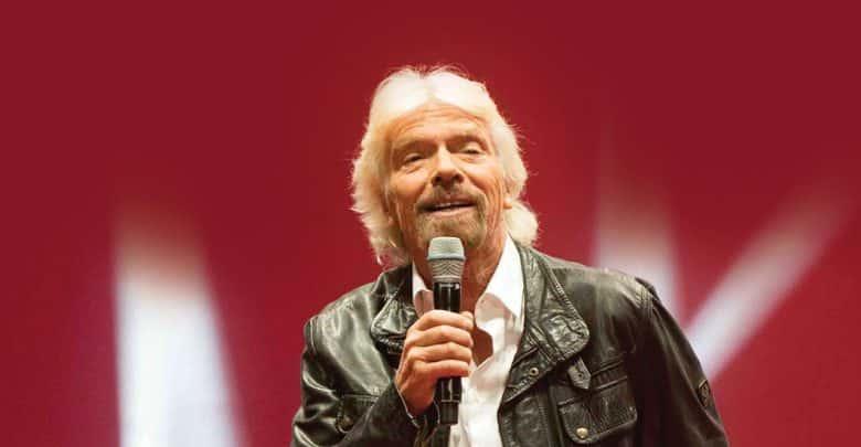 Richard Branson l'autodidacte devenu un géant