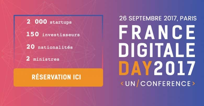 5ème édition de France Digitale Day