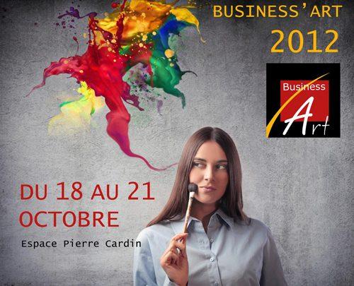 4ème édition du salon BUSINESS'ART