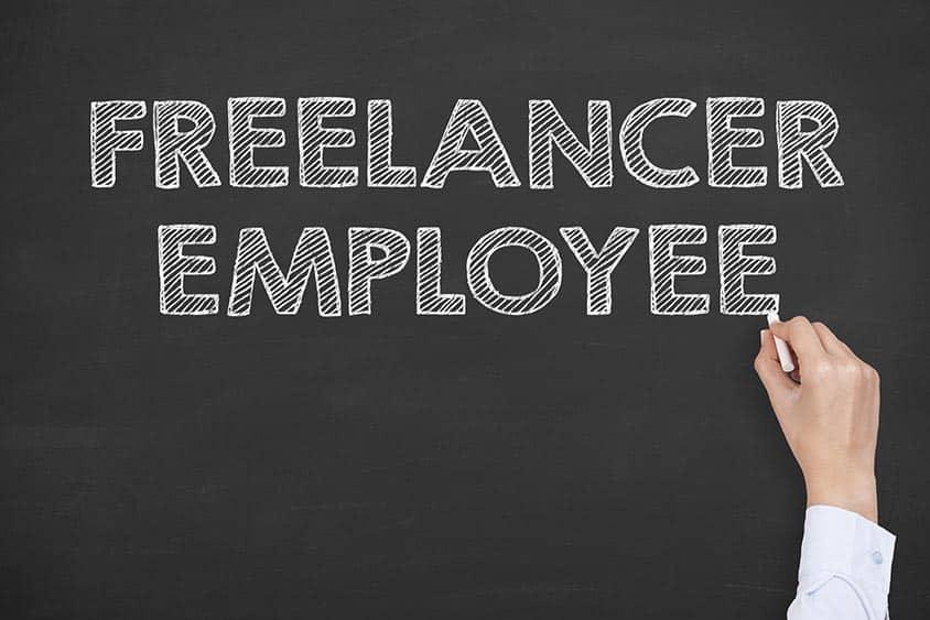 Pourquoi le monde du travail de demain sera composé principalement de freelances