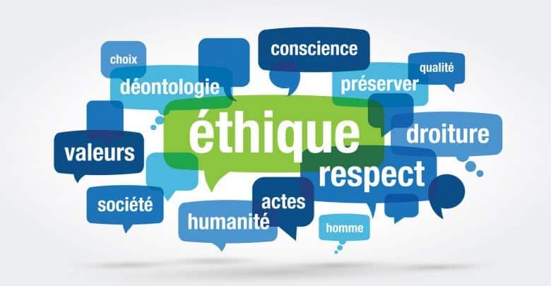Le comportement éthique