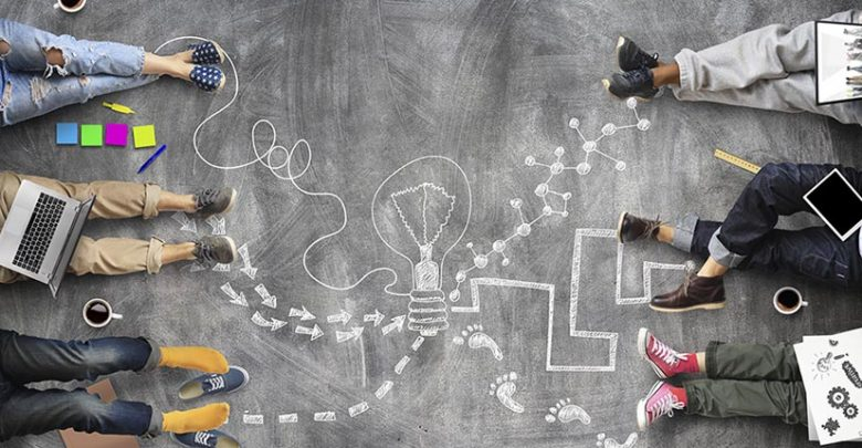 La jeunesse et le feu sacré de la création d'entreprise