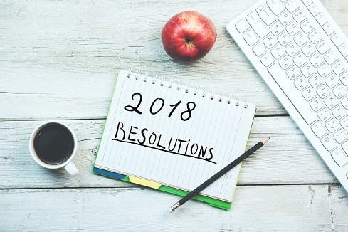 7 bonnes résolutions à adopter en 2018