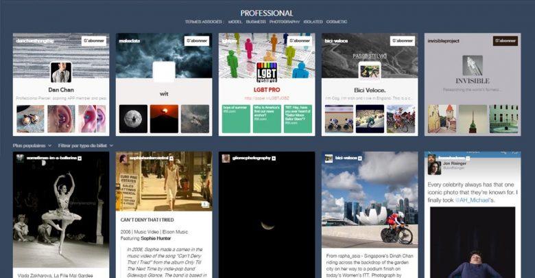 Peut-on utiliser Tumblr à des fins professionnelles ?