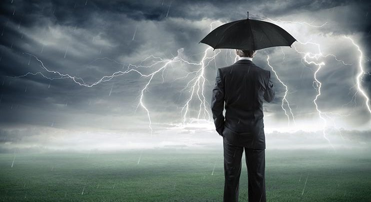 Comment réagir face à une dépression pour ne pas couler son entreprise ?