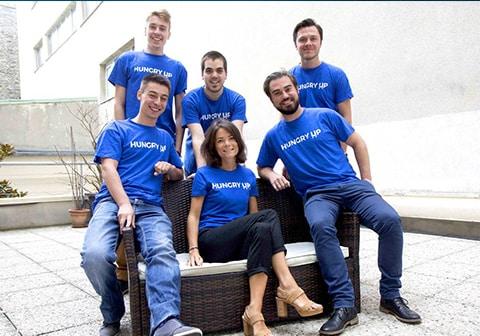 HUNGRY UP annonce avoir terminé une première levée de fonds de 600 000 €