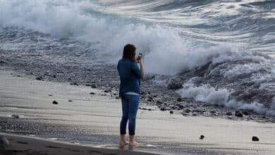 Photo de Les françaises sont incapables de se déconnecter pendant les vacances
