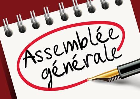 Le déroulement d'une assemblée générale le jour J