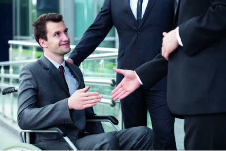Peut-on entreprendre avec un handicap?