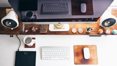 Photo de Organiser son bureau lorsque l'on travaille depuis la maison