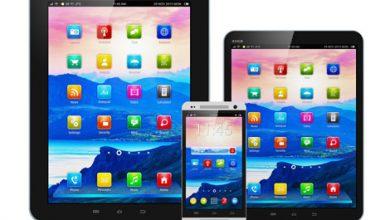 L'application mobile