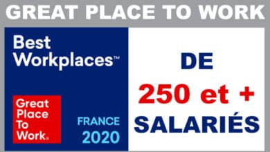 Photo of La catégorie 250 et + de Great Place to Work