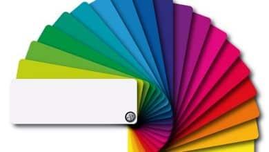 Photo de Le choix des couleurs pour sa charte graphique