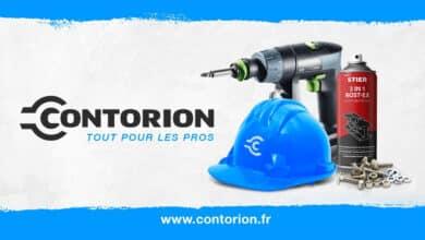 Photo of Contorion est arrivée en France !