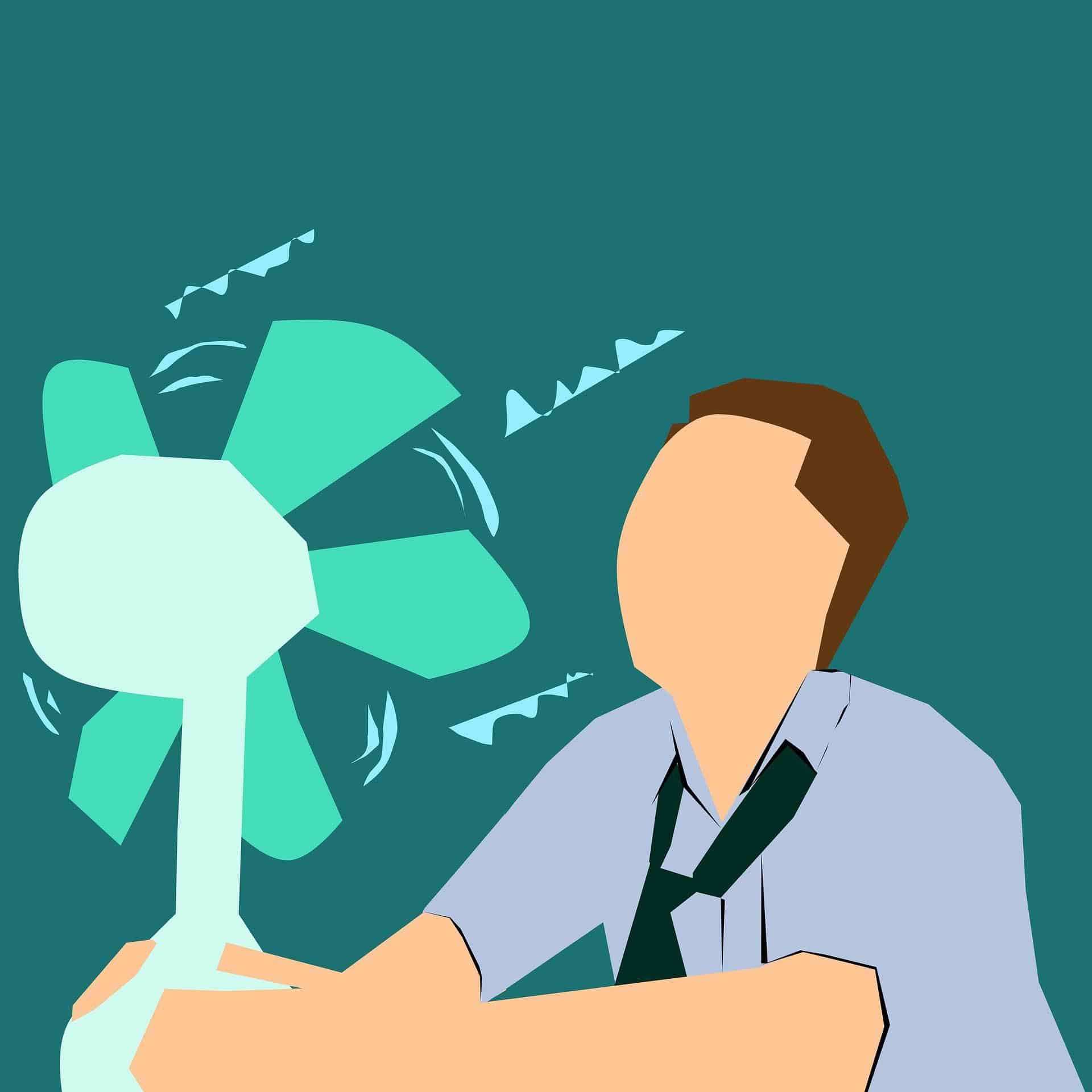 Comment se préparer aux grosses chaleurs en entreprise ?