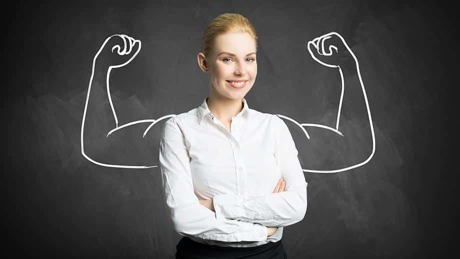 Le portrait de la femme entrepreneure idéale