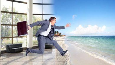 Comment réussir ses vacances lorsqu'on est entrepreneur ?