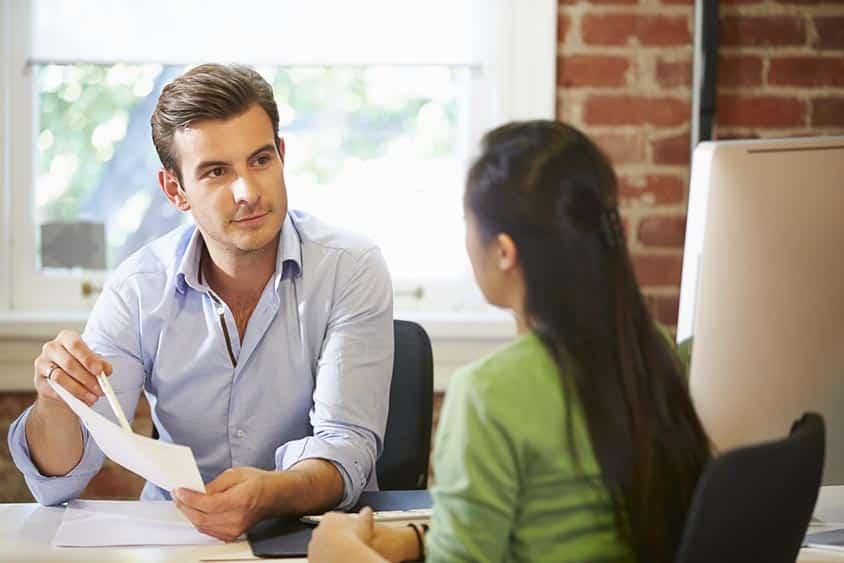 Quelques pratiques inédites en entretien d'embauche