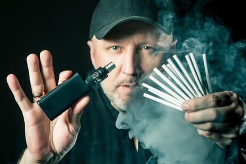 Les entreprises qui surfent autour des solutions anti-tabac