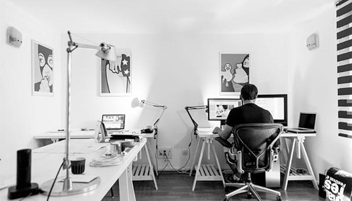 De l'importance d'organiser son lieu de travail