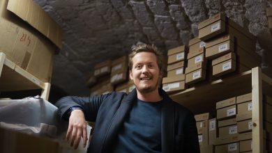 Photo of Maxime Mussard, cofondateur de Twins for Peace