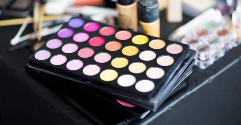 Le marché de la cosmétique