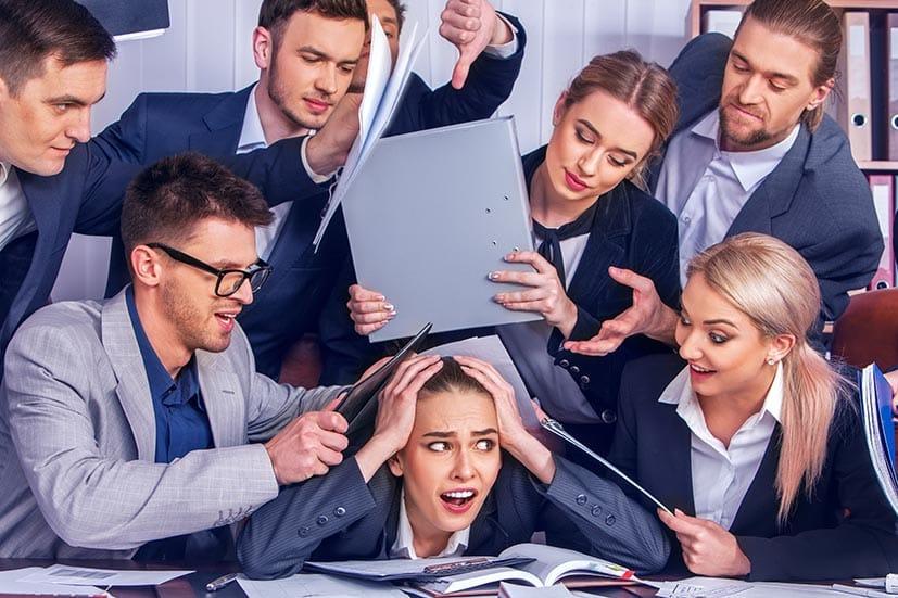 L'erreur dans l'entreprise