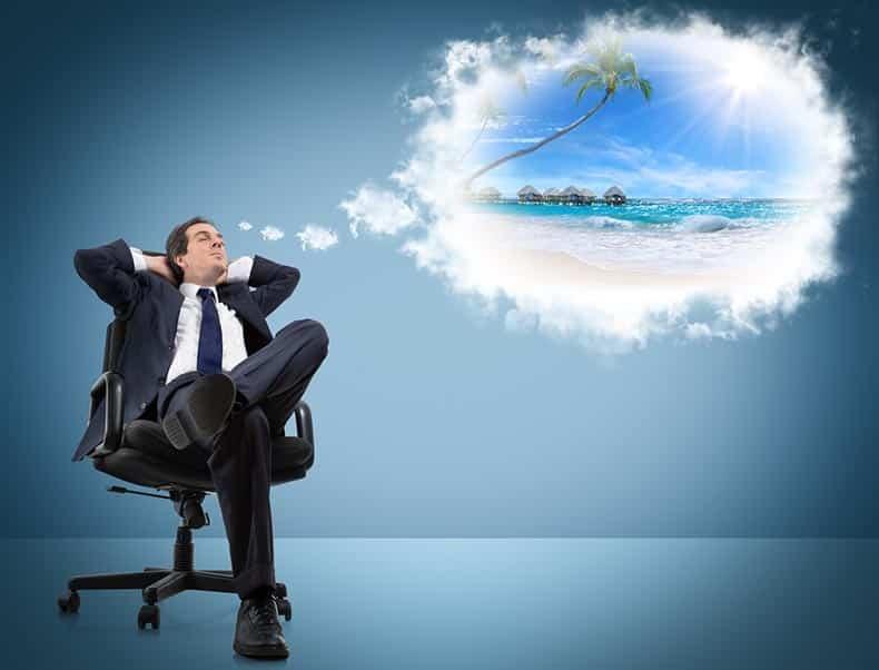 Entrepreneur : prendre des congés ou pas ?