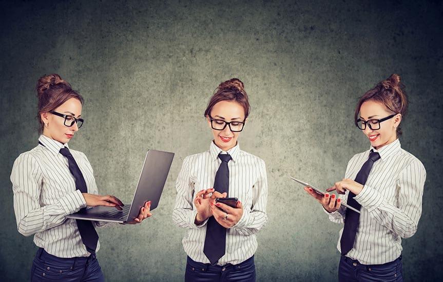 Dirigeants : l'impact des outils numériques professionnels sur vos salariés