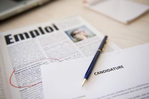 Hausse du chômage en octobre