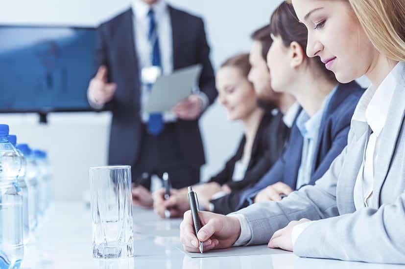 Faire une formation pour créer une entreprise