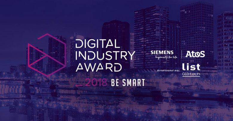 Digital Industry Award 2018 : ces start-up à l'assaut de l'industrie du futur