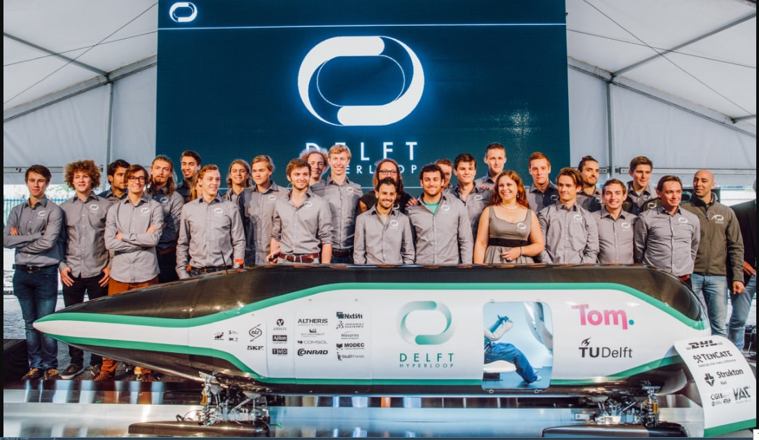 Hyperloop : Paris-Amsterdam en 30 minutes d'ici 2021 ?