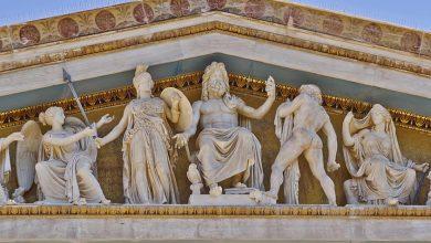 Et si les dieux grecs se muaient en entrepreneurs?