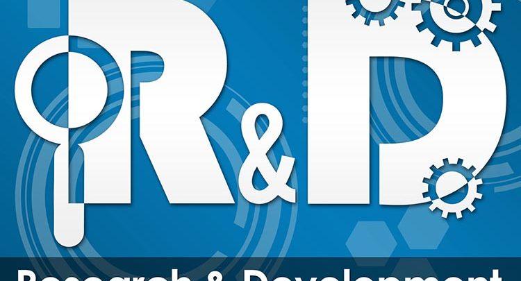 Quels sont les domaines business qui nécessitent beaucoup de R&D ?