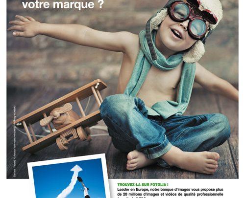 Fotolia: nouvelle campagne publicitaire destinée aux TPE