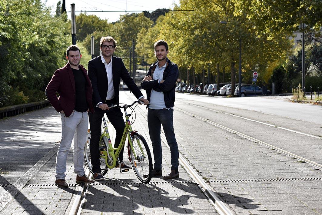 Velco lève 450 000 euros pour son guidon de vélo connecté