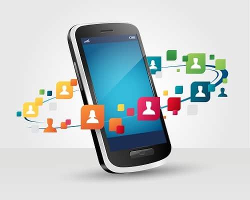 Réseaux Sociaux & Téléphone Mobile : le binôme gagnant !