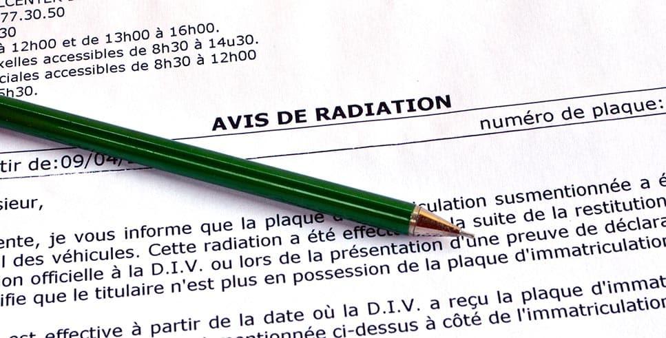 Quelles formalités pour la radiation d'une entreprise individuelle ?