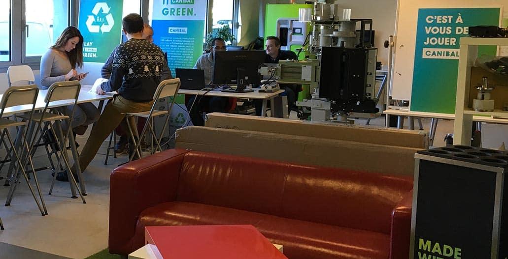 Recyclage intelligent : Canibal ré-ouvre ses fonds aux investisseurs