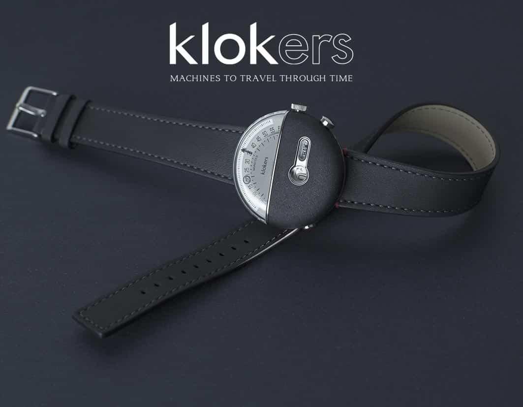 Klokers lève 2 millions d'euros pour ses montres innovantes