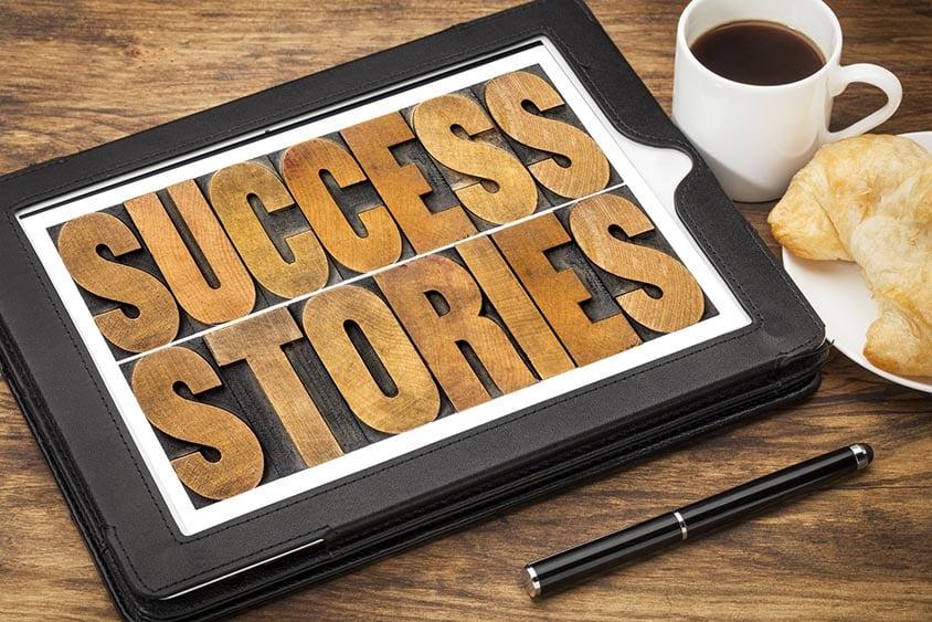 Les success story de 2018