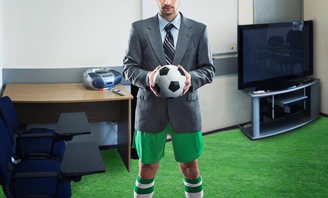 Comment bénéficier des événements sportifs en tant que professionnel ?
