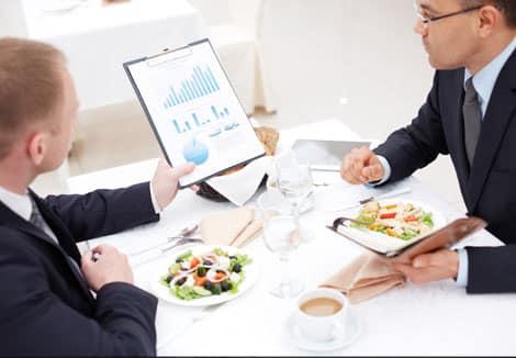 Comment organiser un repas d'affaires ?