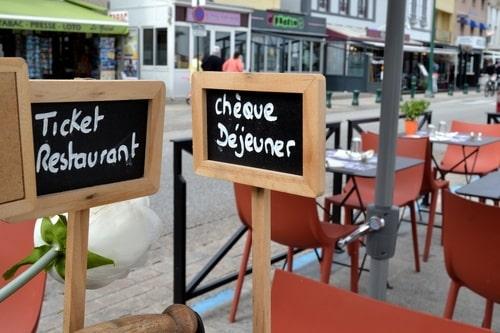 Les titres-restaurant